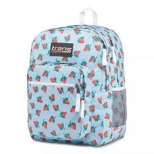 ▪️JANSPORT▪️Strawberry Backpack NWT